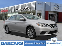 New 2019 Nissan Sentra S Sedan For Sale in College Park, MD