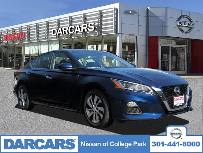 New 2019 Nissan Altima For Sale In College Park Md Stock 982067