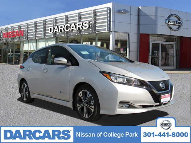 Nissan Leaf For Sale >> New 2019 Nissan Leaf For Sale In College Park Md Stock 009003