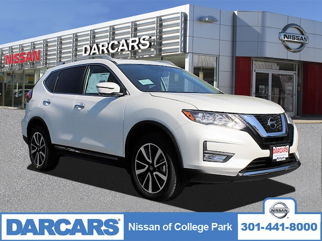 New 2019 Nissan Rogue SL SUV in College Park, MD