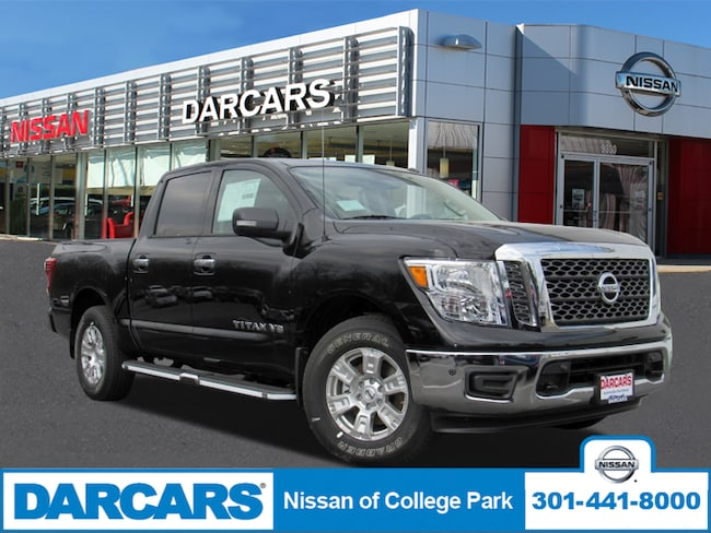New 2018 Nissan Titan SV Truck Crew Cab in College Park, MD