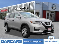 New 2020 Nissan Rogue S SUV For Sale in College Park, MD