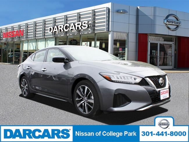 New 2019 Nissan Maxima 3.5 S Sedan in College Park, MD