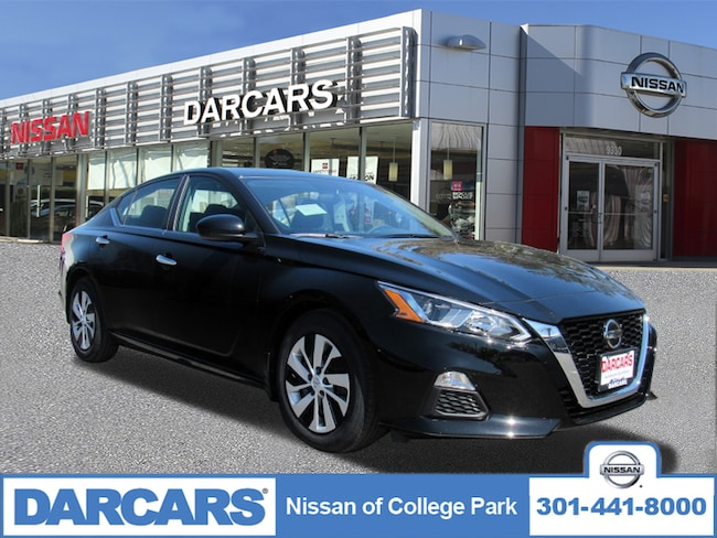 New 2019 Nissan Altima 2.5 S Sedan in College Park, MD