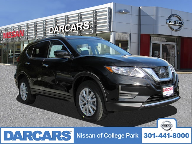 New 2019 Nissan Rogue S SUV in College Park, MD