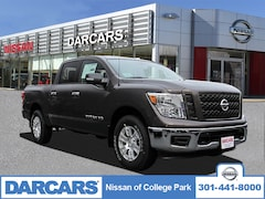New 2019 Nissan Titan SV Truck Crew Cab For Sale in College Park, MD