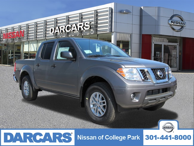 New 2019 Nissan Frontier SV Truck Crew Cab in College Park, MD