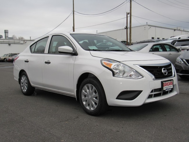 2019 Nissan Versa 1.6 S 983009 For Sale in Rockville MD ...