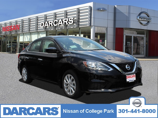 New 2019 Nissan Sentra SV Sedan in College Park, MD