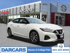 New 2019 Nissan Maxima 3.5 S Sedan For Sale in College Park, MD