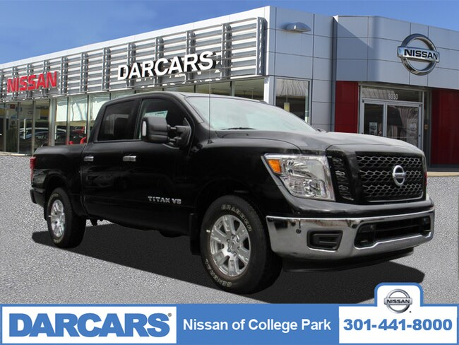 New 2019 Nissan Titan For Sale in College Park MD | Stock: 989002