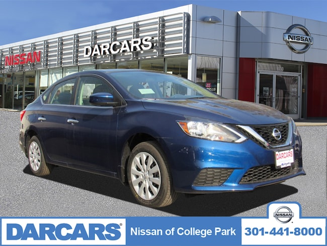 New 2019 Nissan Sentra S Sedan in College Park, MD