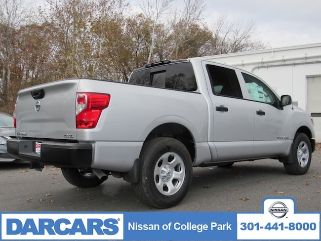 New 2019 Nissan Titan For Sale in College Park MD | Stock: 989001