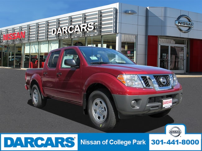 New 2019 Nissan Frontier S Truck Crew Cab in College Park, MD