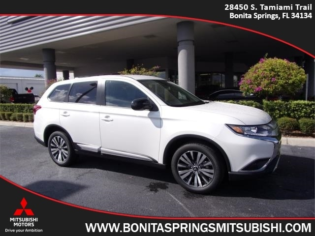 new 2019 mitsubishi outlander for sale at bonita springs mitsubishi