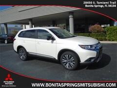 New 2019 Mitsubishi Outlander ES SUV For Sale in Bonita Springs, FL