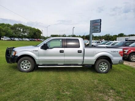 2012 Ford F-150 XLT Truck