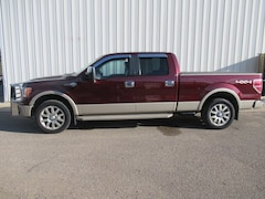 2009 Ford F-150 King Ranch Truck