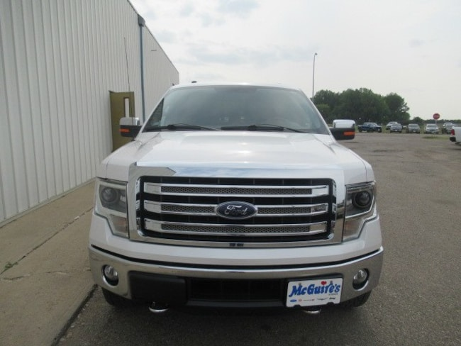 2014 Ford F-150 King Ranch Truck
