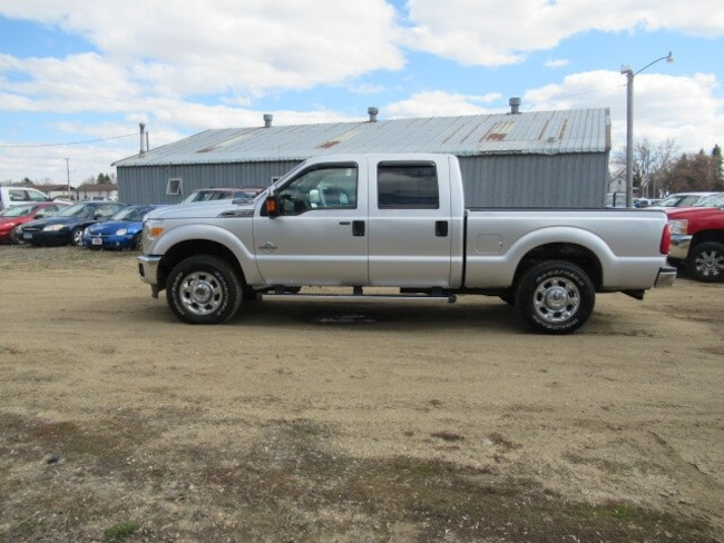 2012 Ford F-250 Truck Crew Cab