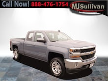 2016 Chevrolet Silverado 1500 LT Truck Double Cab for sale in New London, CT