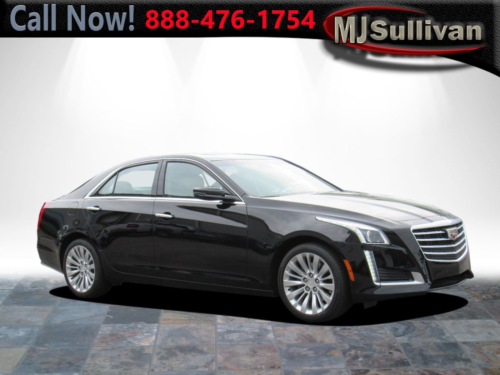 2019 CADILLAC CTS 3.6L Luxury Sedan New London Connecticut