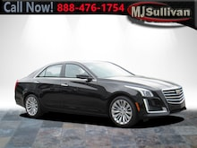 2019 CADILLAC CTS 3.6L Luxury Sedan for sale in New London, CT