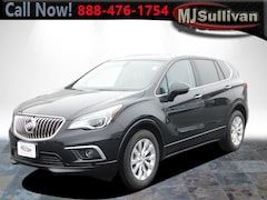 New 2018 Buick Envision Essence SUV New London Connecticut