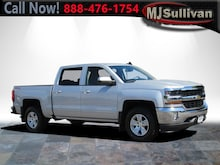 2016 Chevrolet Silverado 1500 LT Truck Crew Cab for sale in New London, CT