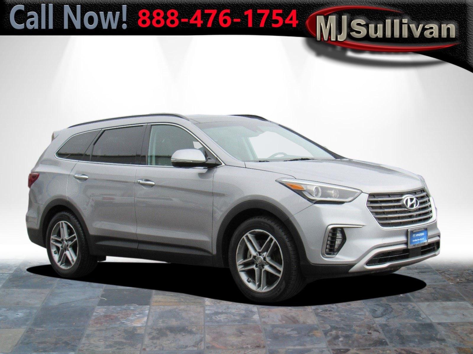 2018 Hyundai Santa Fe SE Ultimate SUV New London Connecticut
