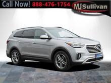 2018 Hyundai Santa Fe SE Ultimate SUV for sale in New London, CT