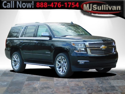 New 2019 Chevrolet Tahoe For Sale New London CT | VIN
