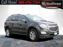 2017 Chevrolet Equinox LT SUV for sale in New London, CT