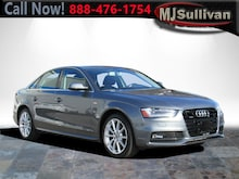 2015 Audi A4 2.0T Premium (Tiptronic) Sedan for sale in New London, CT