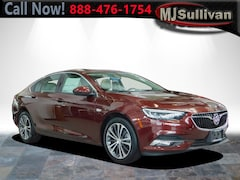New 2018 Buick Regal Sportback Preferred II Hatchback New London Connecticut