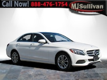 2015 Mercedes-Benz C-Class C 300 4MATIC Sedan for sale in New London, CT