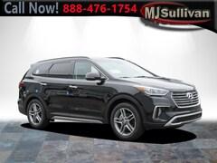 New 2019 Hyundai Santa Fe XL Limited Ultimate SUV New London Connecticut