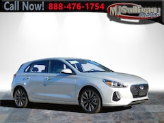 New 2018 Hyundai Elantra GT Sport Hatchback New London Connecticut