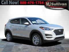New 2019 Hyundai Tucson SE SUV New London Connecticut