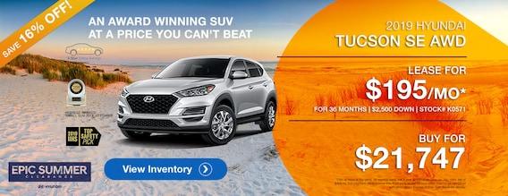 M J Sullivan Hyundai New Used Hyundai Sales In New