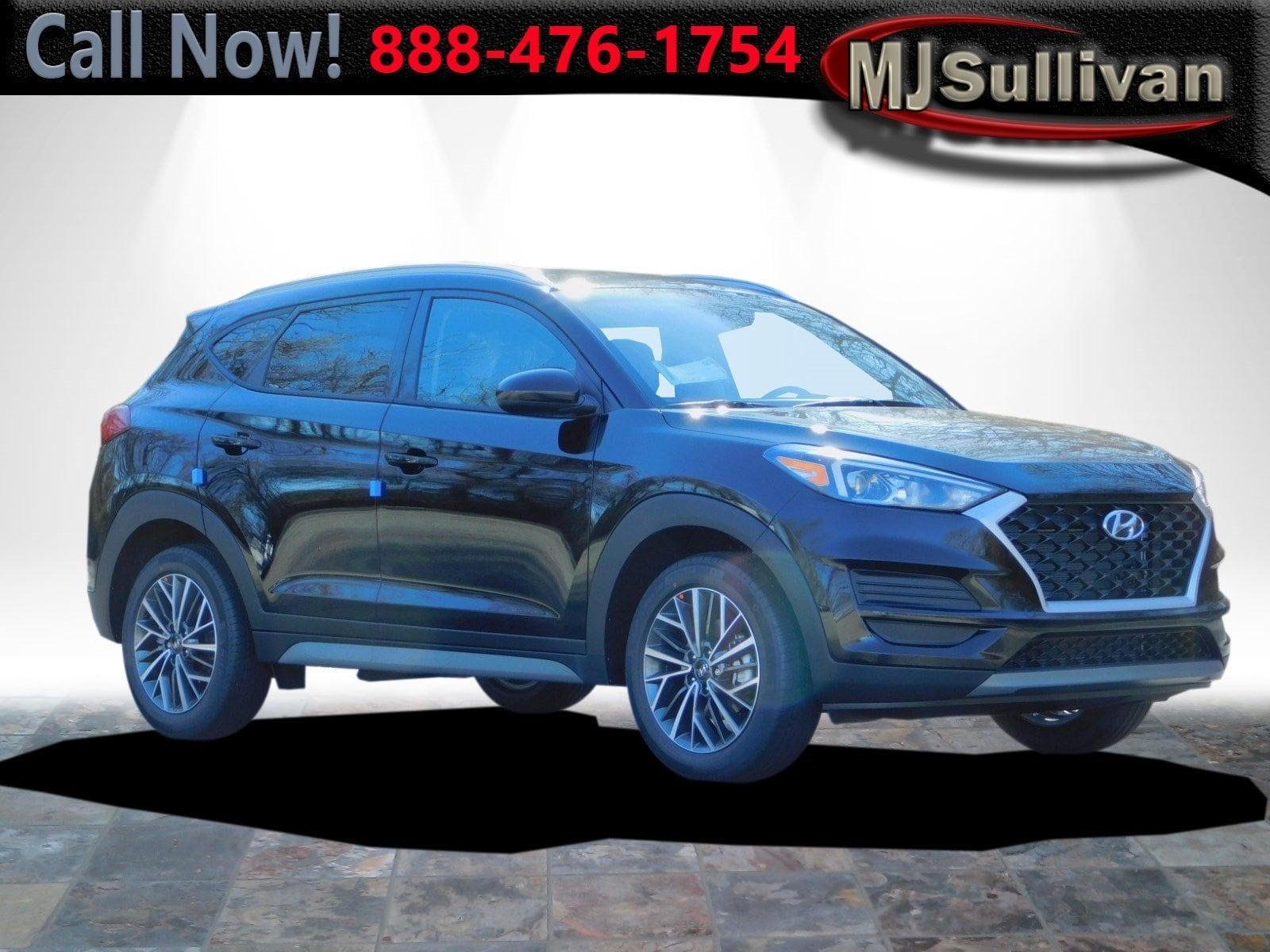 New 2019 Hyundai Tucson SEL SUV New London Connecticut