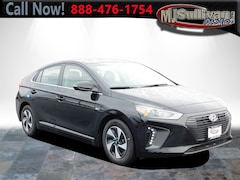 New 2018 Hyundai Ioniq Hybrid SEL Hatchback New London Connecticut
