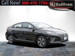 New 2019 Hyundai Ioniq Hybrid SEL Hatchback New London Connecticut