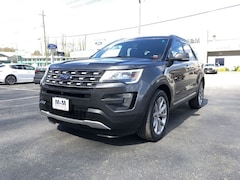 Used 2016 Ford Explorer Limited SUV for sale in Liberty NY