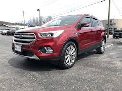 Certified used 2017 Ford Escape Titanium SUV for sale in Liberty, NY