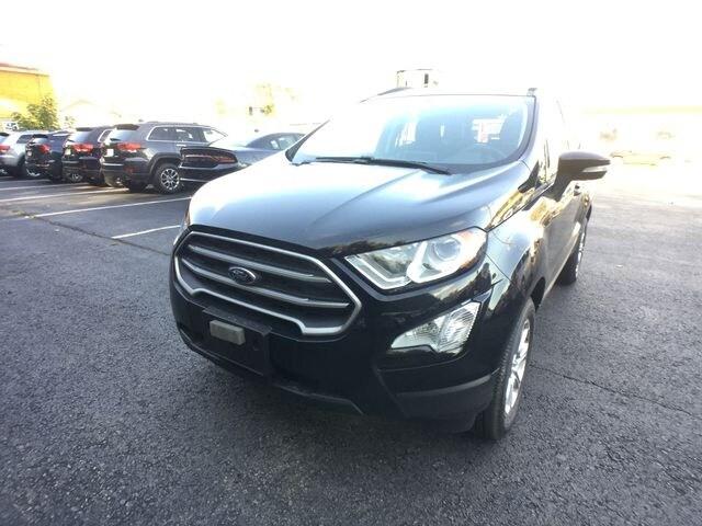 Ford Ecosport Se Suv
