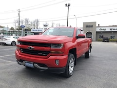 Used 2016 Chevrolet Silverado 1500 LT Truck for sale in Liberty NY