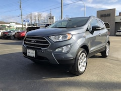 Certified used 2018 Ford EcoSport SE SUV for sale in Liberty, NY