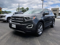 Certified used 2016 Ford Edge Titanium SUV for sale in Liberty, NY