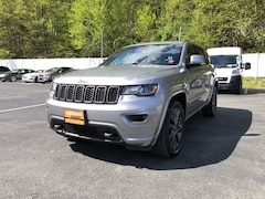 Certified used 2017 Jeep Grand Cherokee Limited SUV for sale in Liberty, NY